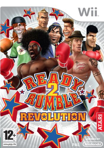Ready To Rumble: Revolution (Wii)