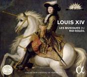 Louis XIV:  Les Musiques du Roi-Soleil (Music CD)