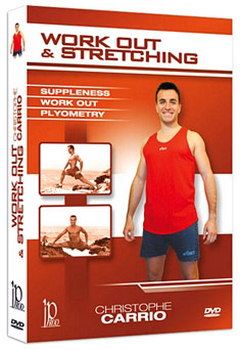 Workouts And Stretching With Christophe Carrio (DVD)