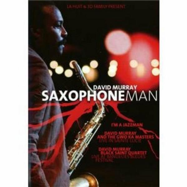 David Murray - Saxophone Man (DVD)