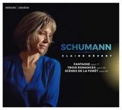 Claire Desert: Schumann (Music CD)