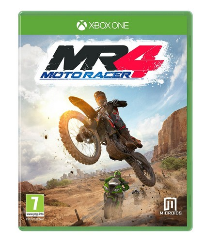 MotoRacer 4 (Xbox One)