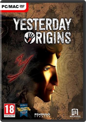 Yesterdays Origins (PC DVD)