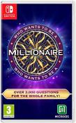 Who wants to be a Millionaire (Nintendo Switch )