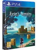 Evan's Remains (PS4)