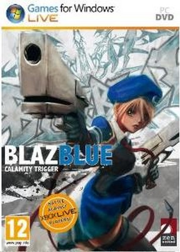 BlazBlue: Calamity Trigger (PC)