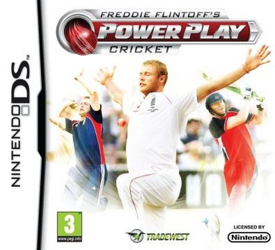 Freddie Flintoff's Power Play Cricket (NDS)