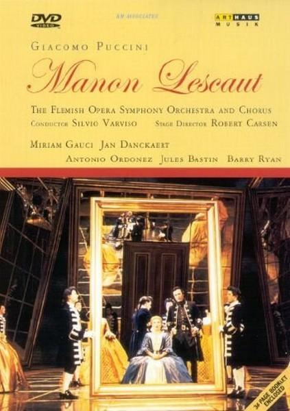 Puccini-Manon Lescaut (DVD)