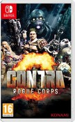 Contra: Rogue Corps  (Nintendo Switch)