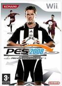 Pro Evolution Soccer 2008 (Nintendo Wii)