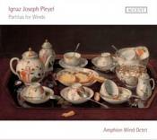 Ignaz Joseph Pleyel: Partitas for Winds (Music CD)