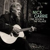 Nick Garrie - Moon and the Village (Music CD)