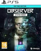 Observer System Redux - Day One Edition (PS5)