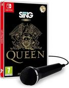 Let's Sing Queen + 1 mic (Nintendo Switch)