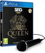 Let's Sing Queen + 1 mic (PS4)