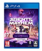 Agents of Mayhem - Day 1 Edition (PS4)