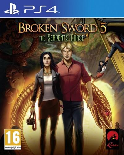 Broken Sword 5: The Serpent's Curse (PS4)