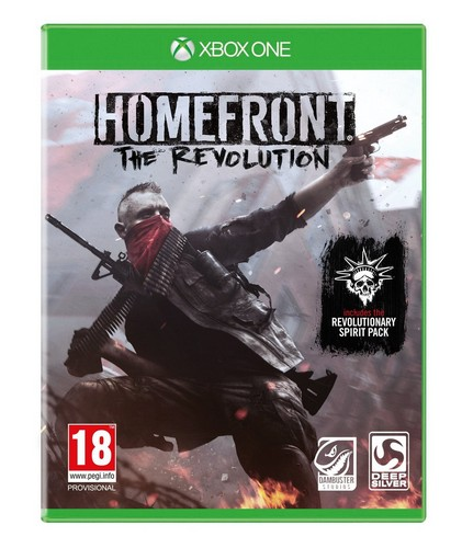 Homefront: The Revolution - Day One Edition (Xbox One)