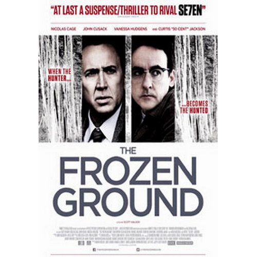 The Frozen Ground (DVD)