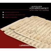 Leipziger Klavierquartett Performs Salomon Jadassohn  Felix Mendelssohn & Robert Schumann (Music CD)
