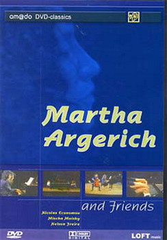 Martha Argerich And Friends (DVD)