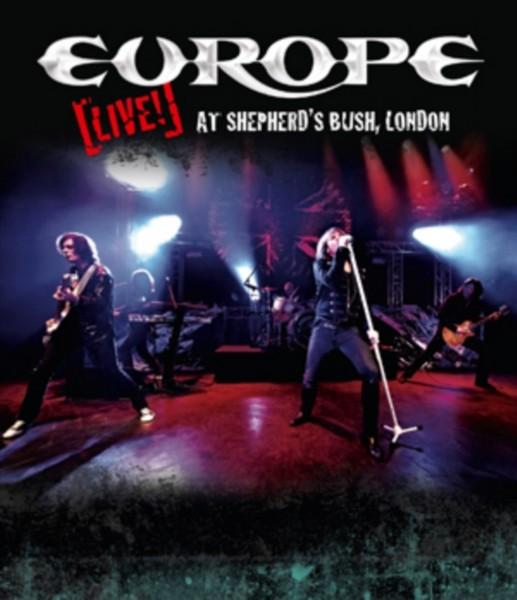 Europe -Live! At Shepherd