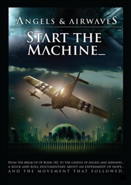 Angels And Airwaves - Start The Machine (DVD)