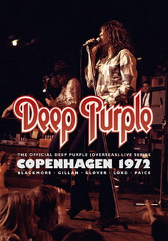 Deep Purple - Copenhagen 1972 (DVD)