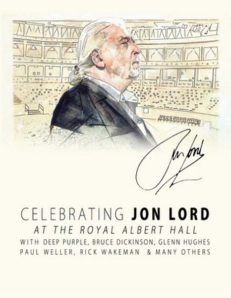 Jon Lord - Celebrating Jon Lord [Blu-ray] (Blu-ray)