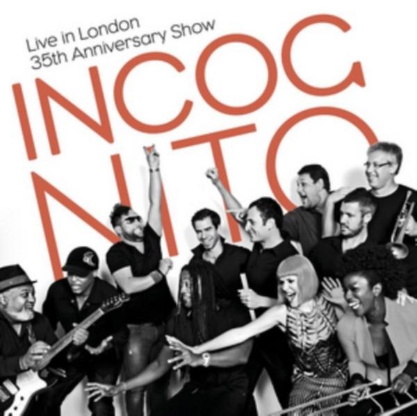 Incognito - Live In London - 35Th Anniversary [Ntsc] (DVD)