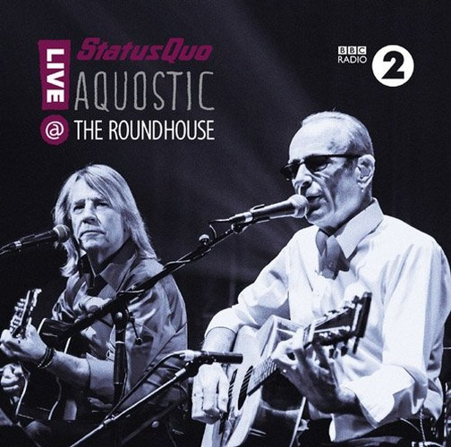 Status Quo - Aquostic! Live at The Roundhouse (DVD)