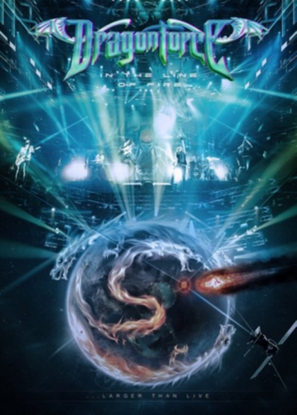 Dragonforce - In The Line Of Fire (DVD)
