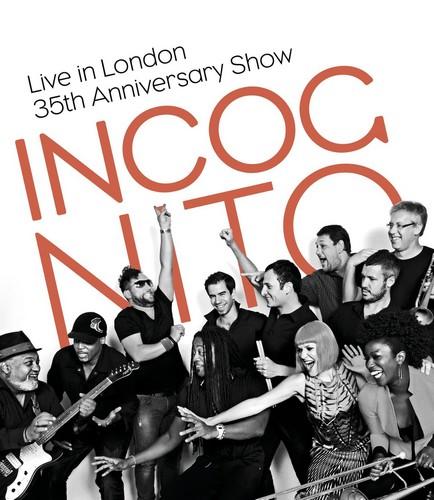 Incognito - Live In London - 35th Anniversary [Blu-ray] [Region Free] (Blu-ray)
