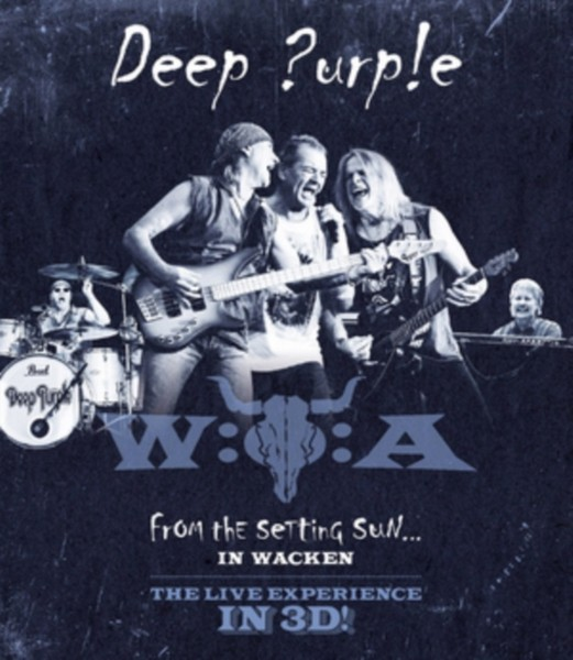 Deep Purple - From The Setting Sun... In Wacken [Blu-ray] [Region Free] (Blu-ray)