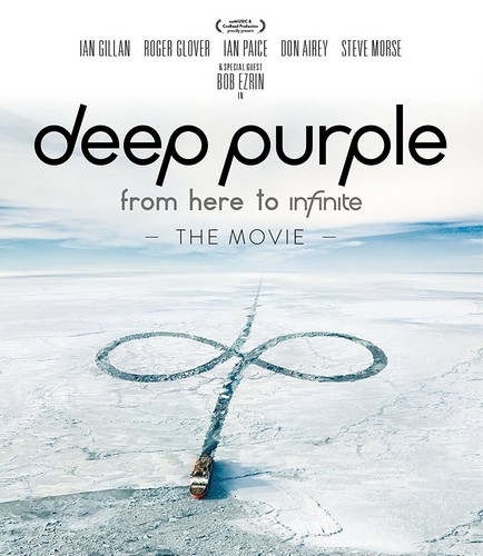 Deep Purple: From Here To Infinite [Blu-ray] (Blu-ray)