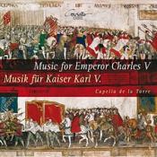 Music for Emperor Charles V (Music CD)