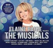 Elaine Paige - Elaine Paige Presents the Musicals (Original Soundtrack) (Music CD Boxset)