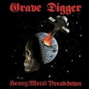 Grave Digger - Heavy Metal Breakdown (Music CD)