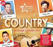 Various Artists -  Stars Of Country (Music CD Box Set)
