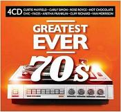 Various Artists - Greatest Ever 70's (Music CD)