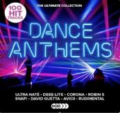 Various Artists - Ultimate Dance Anthems (Music CD)
