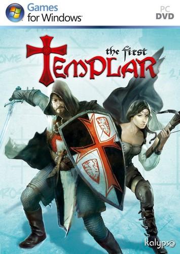 The First Templar (PC DVD)