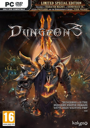 Dungeons 2 - Limited Special Edition (PC DVD)