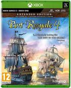 Port Royale 4: Extended Edition (Xbox Series X)