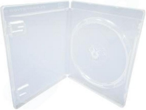 Playstation 3 Replacement Case (CLEAR) (PS3)