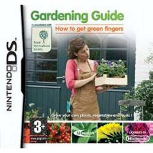 Gardening Guide - RHS Endorsed (NDS)