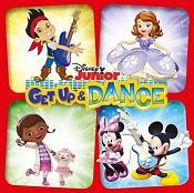 Various Artists - Disney Junior Get Up and Dance (Music CD)