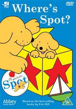 Spot - Wheres Spot (DVD)