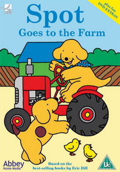 Spot - Goes To The Farm  (DVD)