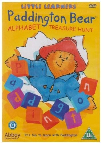 Paddington Bear - Alphabet Treasure Hunt (Animation)
